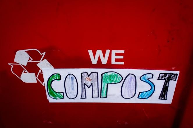 we compost